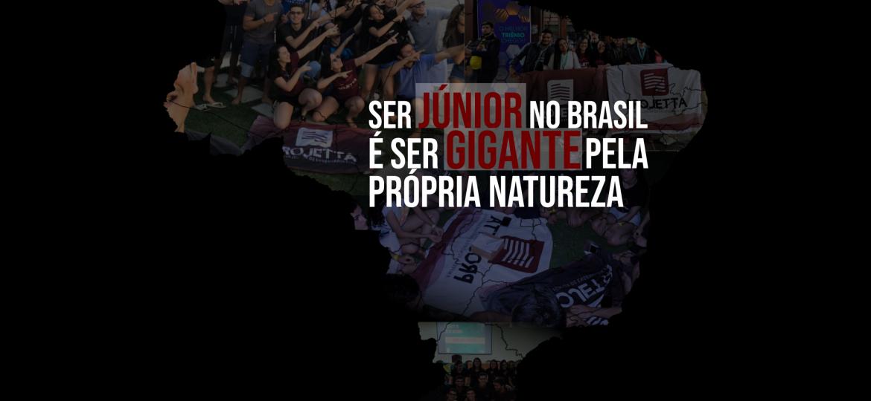 SER JÚNIOR NO BRASIL É SER GIGANTE PELA PRÓPRIA NATUREZA